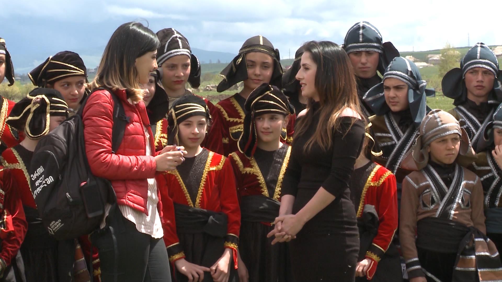 სოფელი საკდრიონი