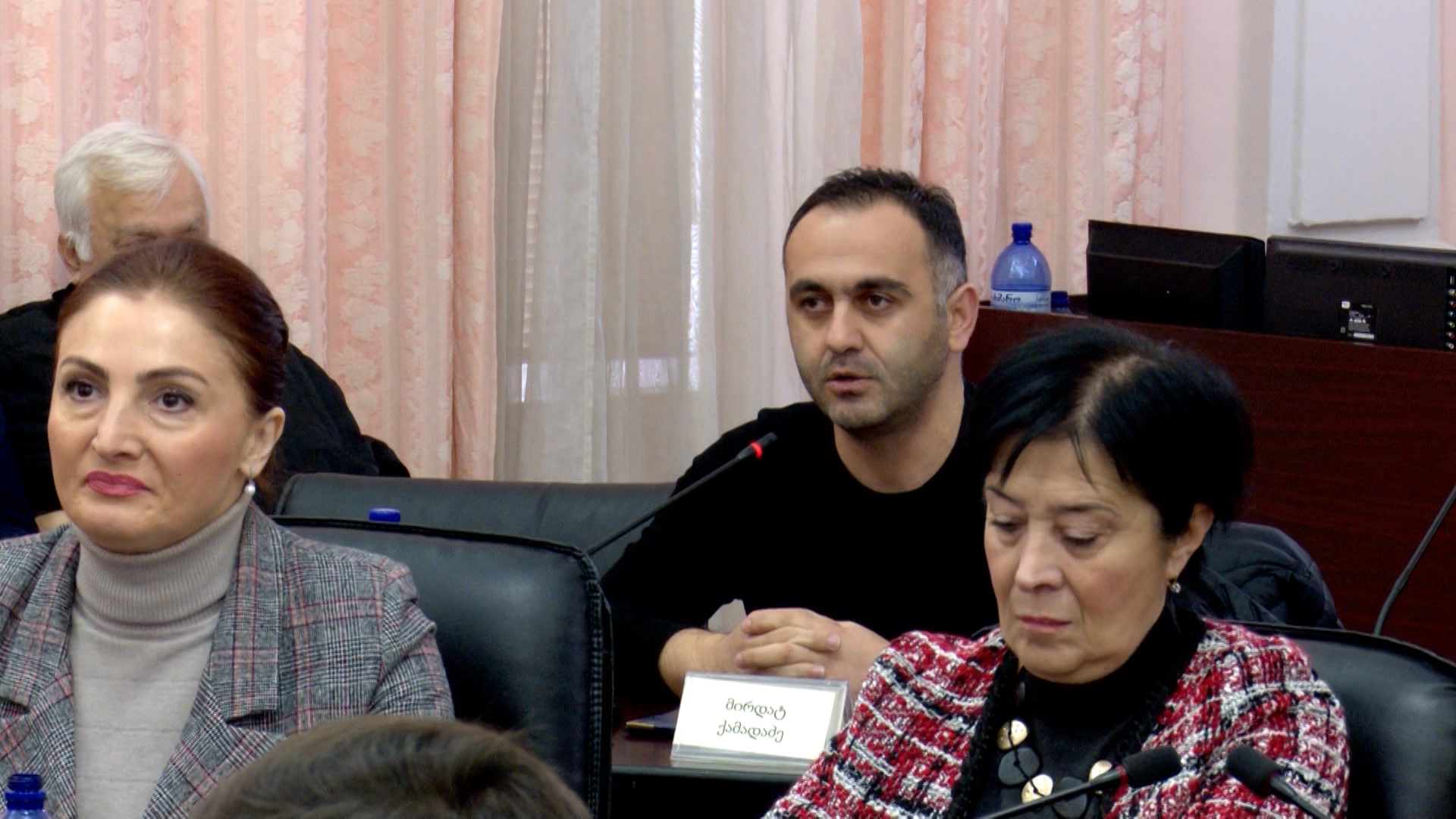 Tornike Rizhvadze's statement approves the ruling party and opponents speak about political irresponsibility