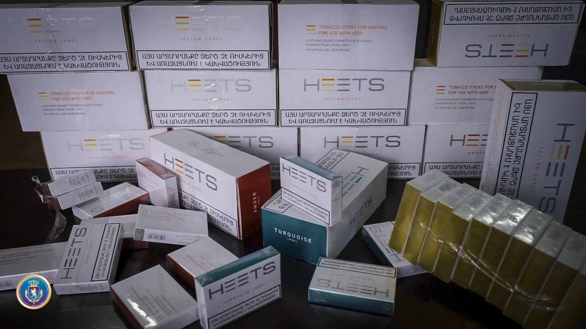 The facts of storage and transportation of cigarettes without excise were observed in Ajara