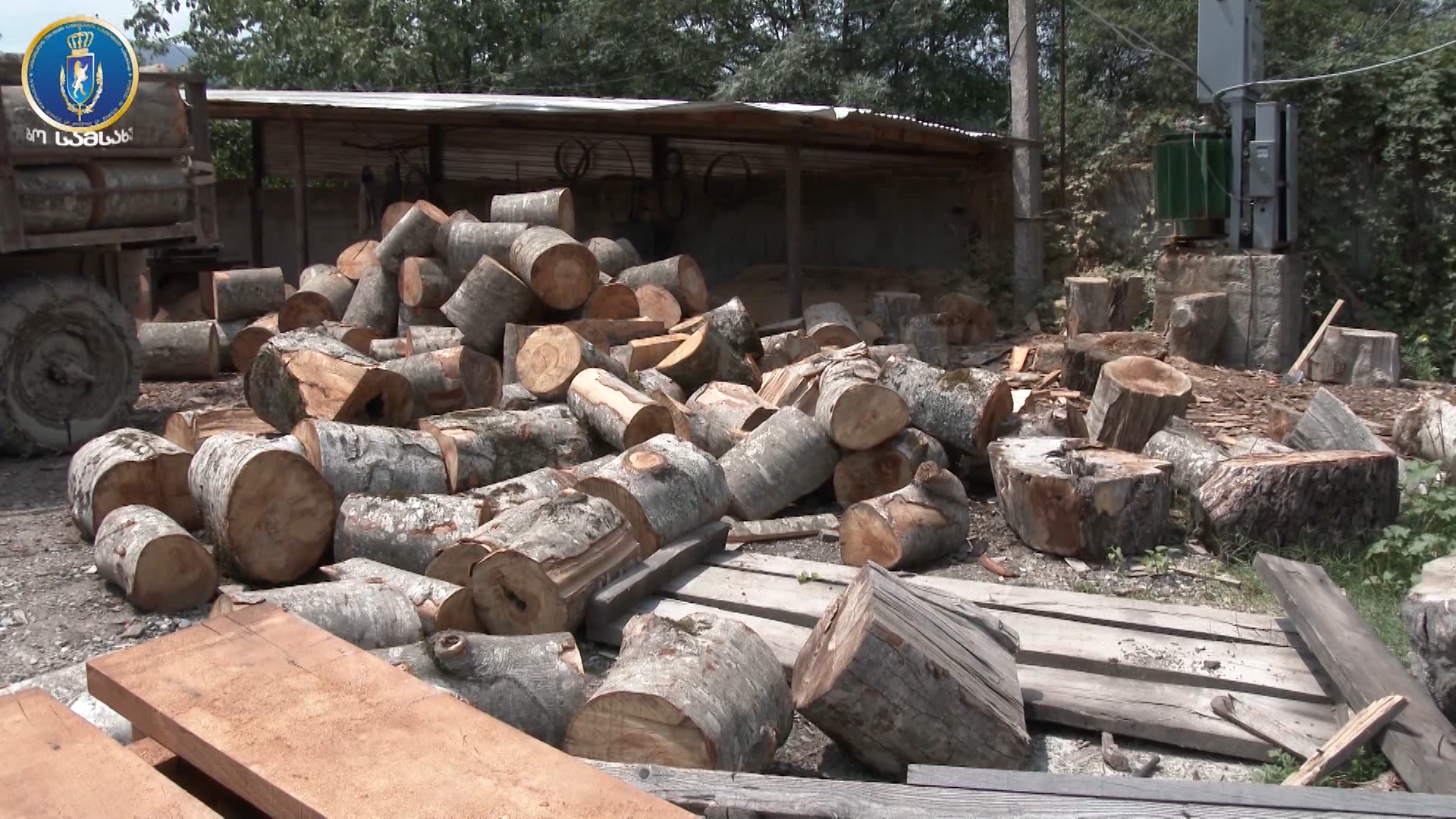 The Investigation Service has revealed 23 wood factories without registration