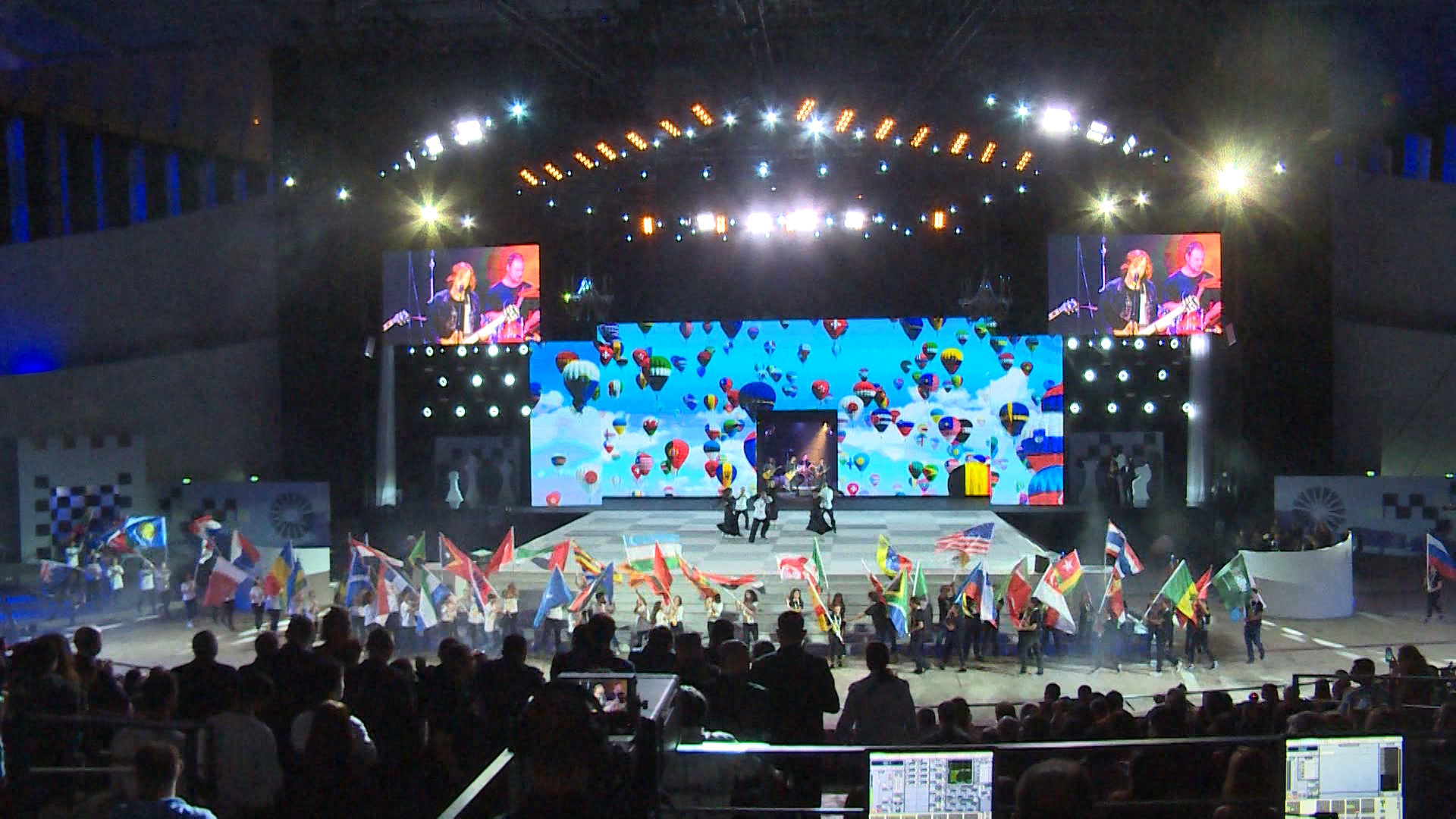 რა ხდებოდა გუშინ Black Sea Arena-ზე
