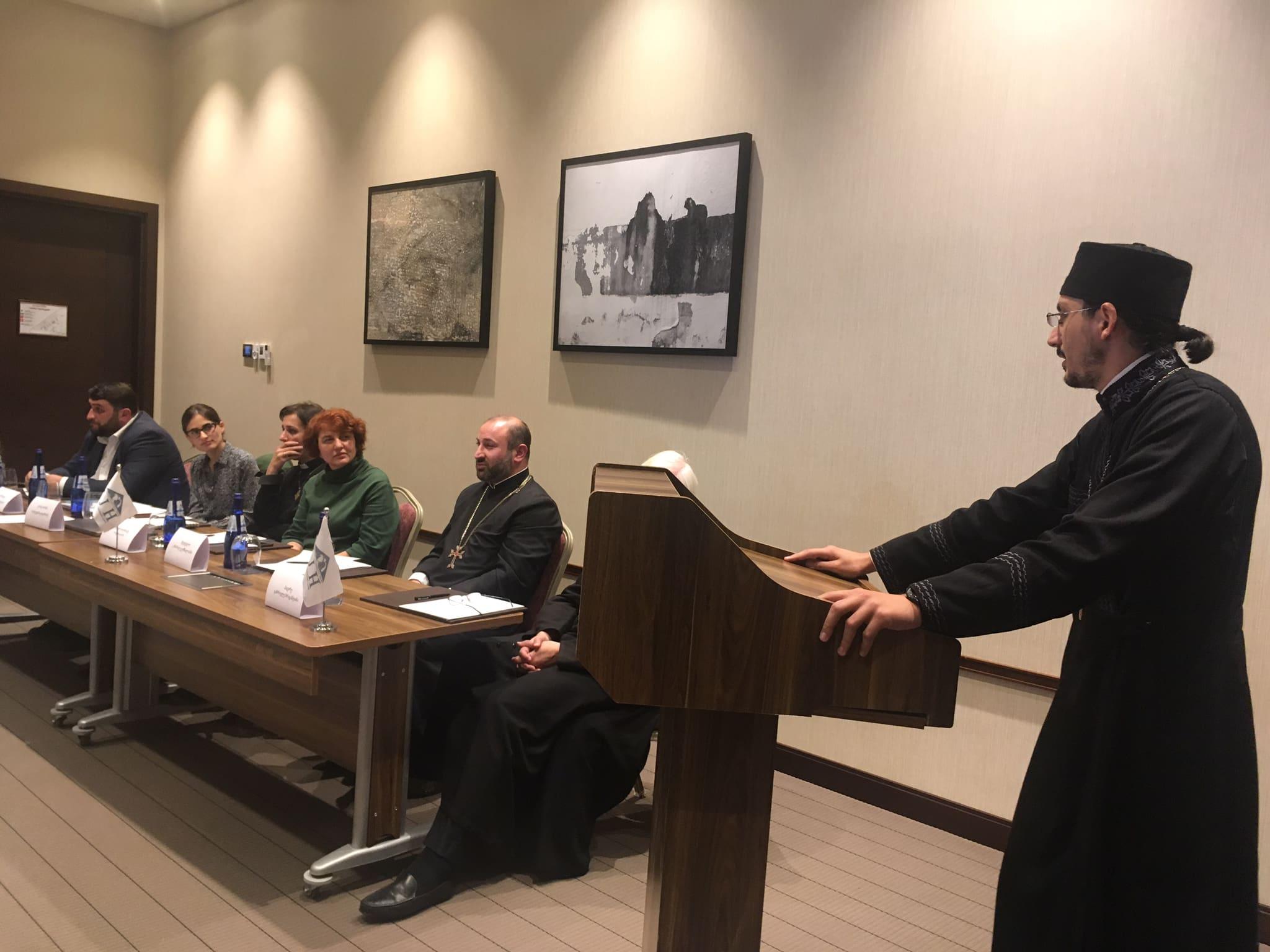 ტოლერანტობა და რელიგია - დისკუსია ბათუმში