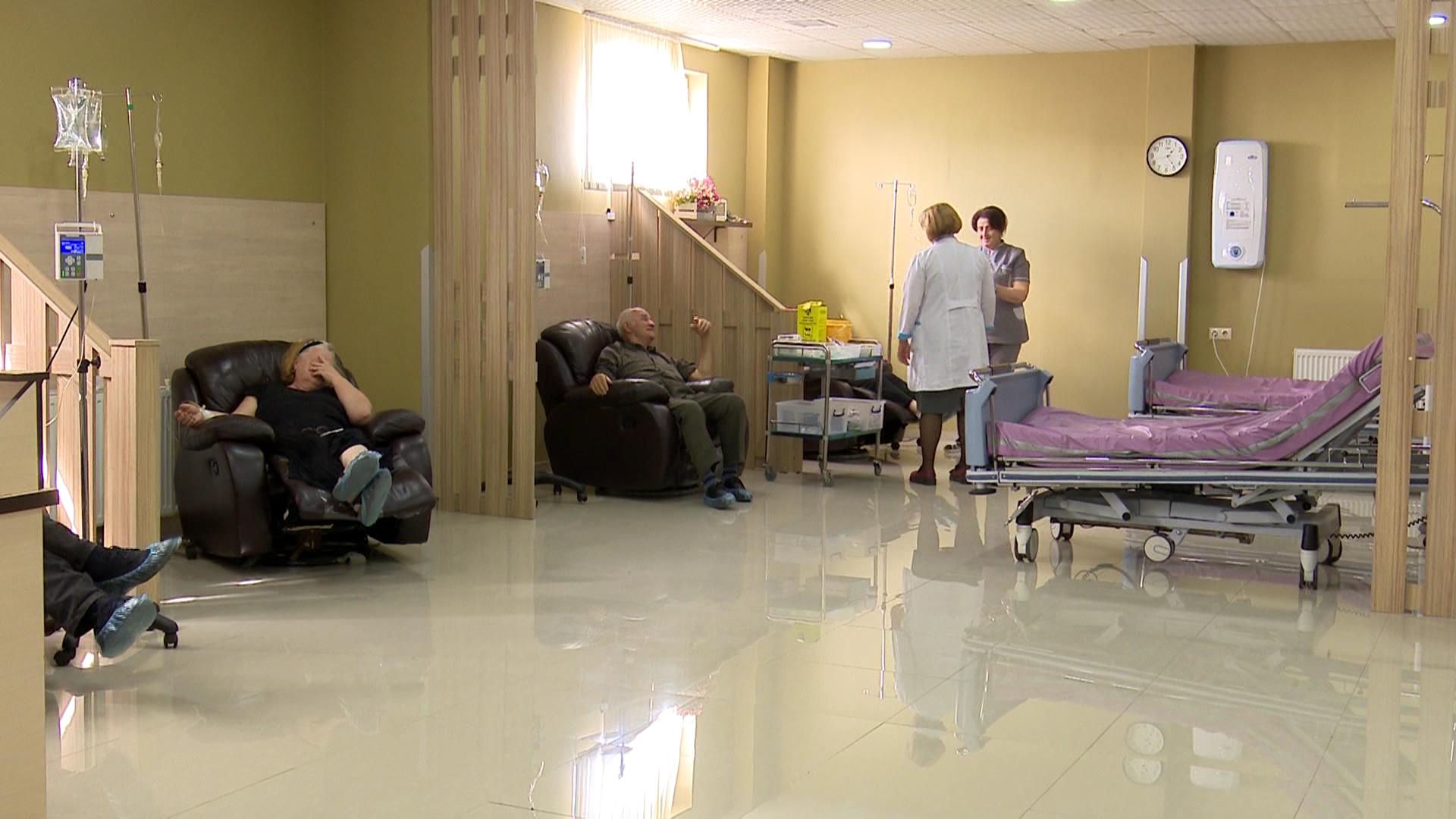 პალიატიური მკურნალობა - ტკივილგამაყუჩებელი 19 200 პირიდან 3 ათასმა მიიღო