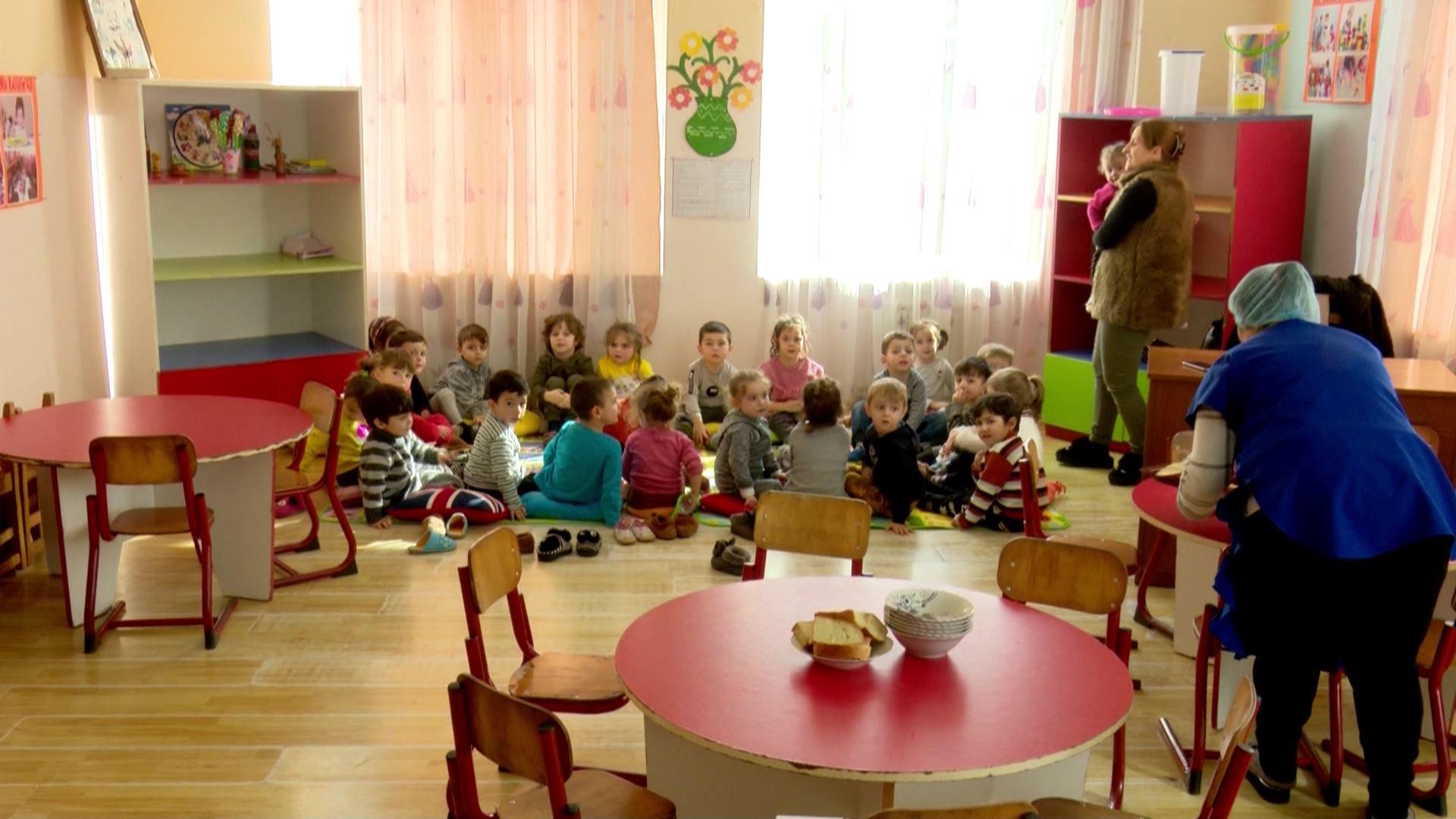 არაკრიტიკული შეუსაბამობები აჭარის საბავშვო ბაღებში