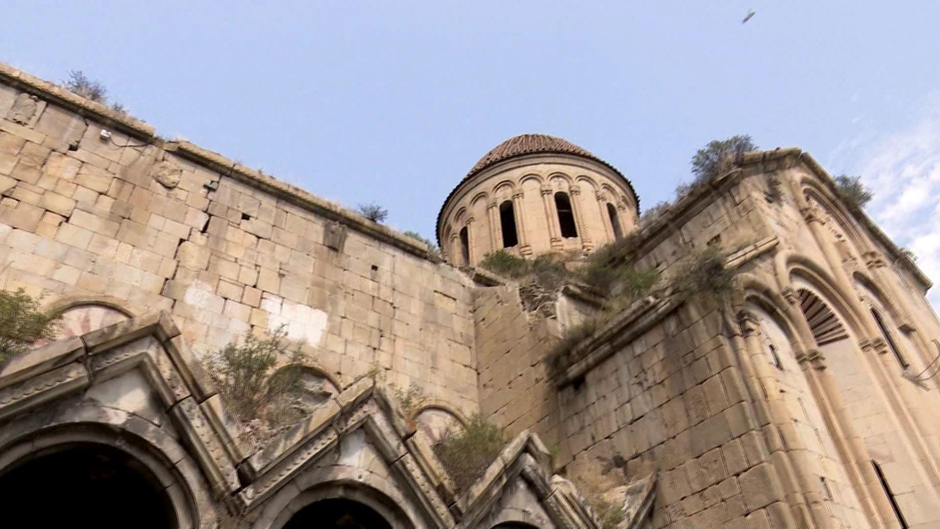 ქართული ტაძრების მდგომარეობა თურქეთში